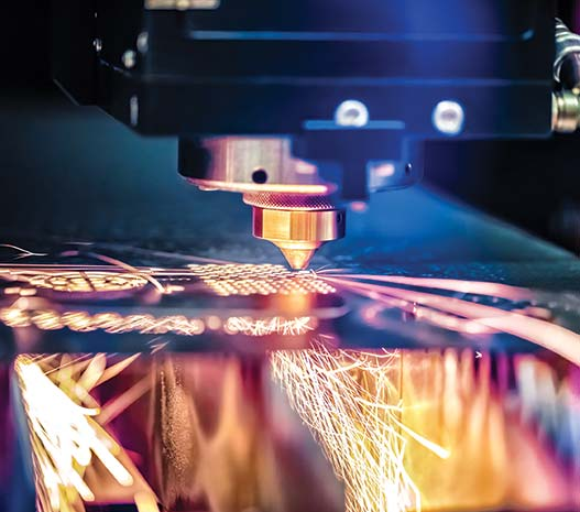 CNC Laser Cutting & Punching in Leicester
